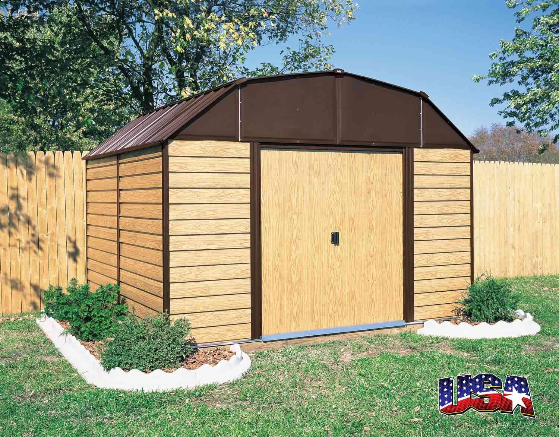 zahradní domek ARROW WOODHAVEN 109