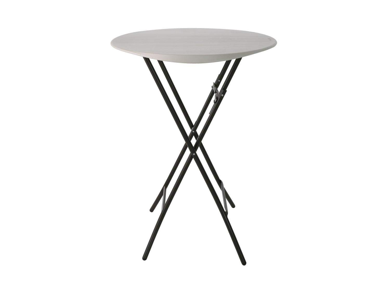 LIFETIME 80362 barový kulatý stůl 83 cm