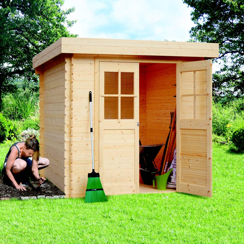 zahradní domek LANITPLAST ADELA 200 x 200 cm
