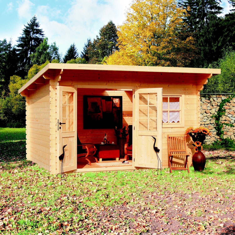 Dřevěné domky LANITPLAST