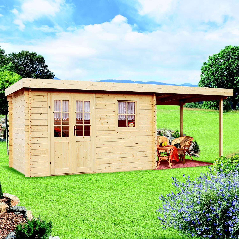 zahradní domek LANITPLAST LEO M1 598 x 250 cm