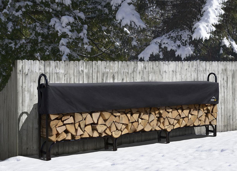 dřevník SHELTERLOGIC  3,6 m90366EU
