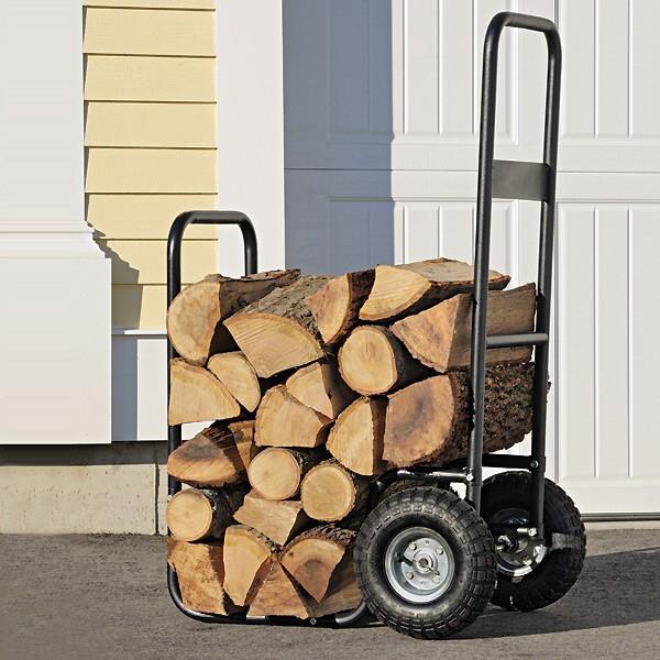 vozík na dřevo SHELTERLOGIC 90490EU