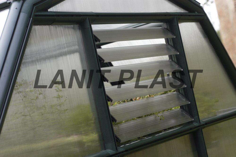 RION  čelní lamelové okno