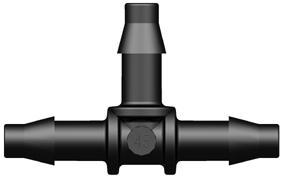 Připojovací T konektor 6 mm