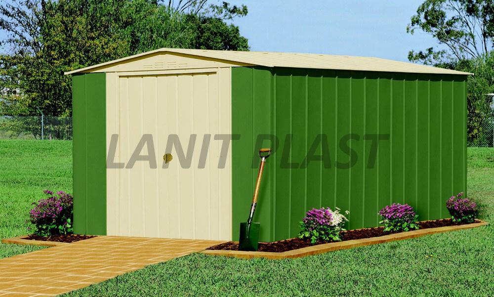 Zahradní domek na nářadí ORANGE 1013 (12,34 m2)