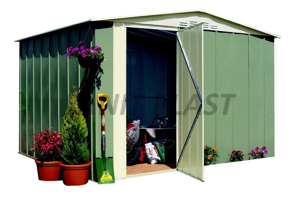 zahradní domek OLDFIELDS GLADSTONE 1010 II.jakost