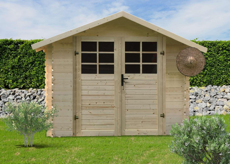 zahradní domek SOLID LANITPLAST PETR 344 x 205 cm