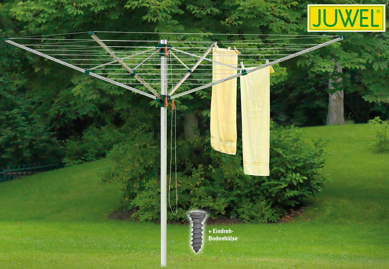 JUWEL COMFORT PLUS 600 sušák na prádlo