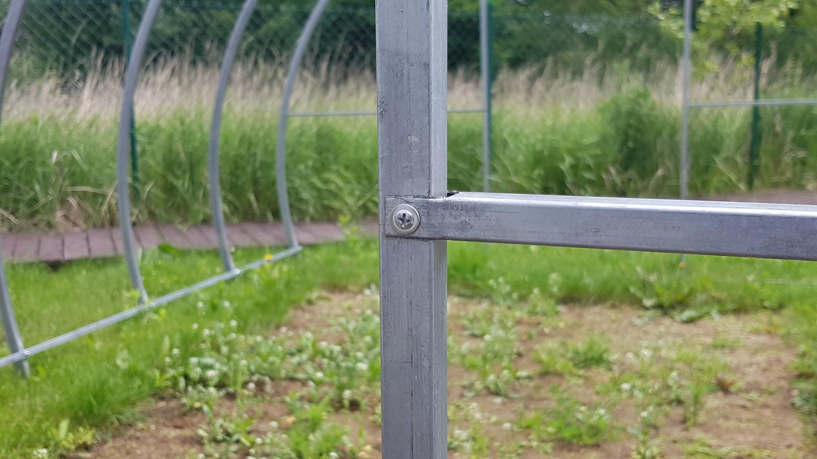 skleník LANITPLAST DNĚPR 3,14x10 m PC 4 mm