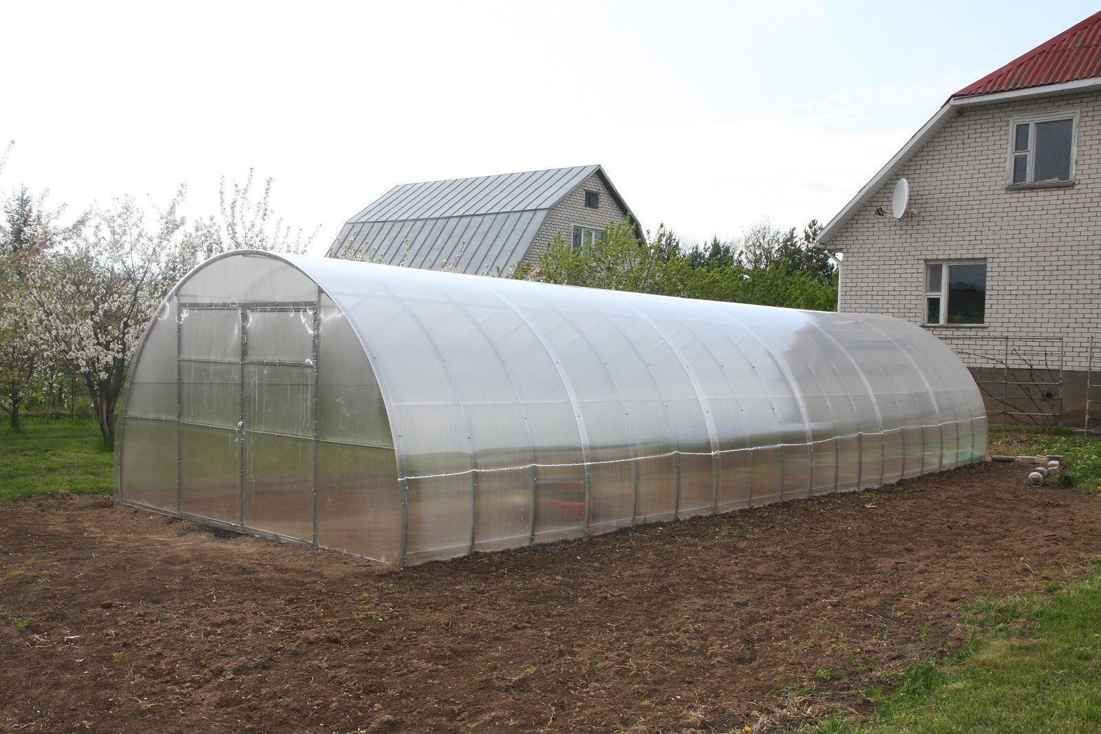 skleník LANITPLAST URAL 4x10 m PC 10 mm