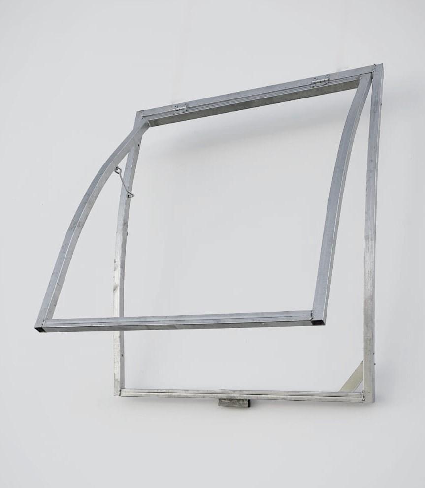 střešní okno pro skleník URAL