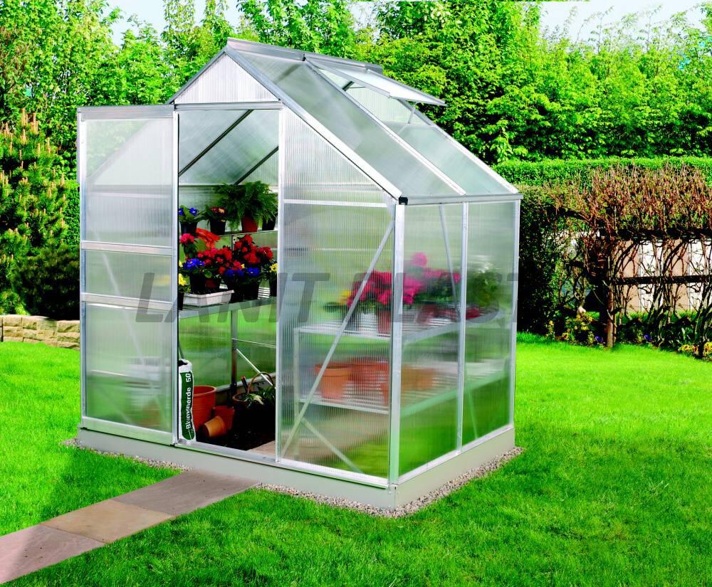 skleník VENUS 2500  rozměr 193 x 131 cm