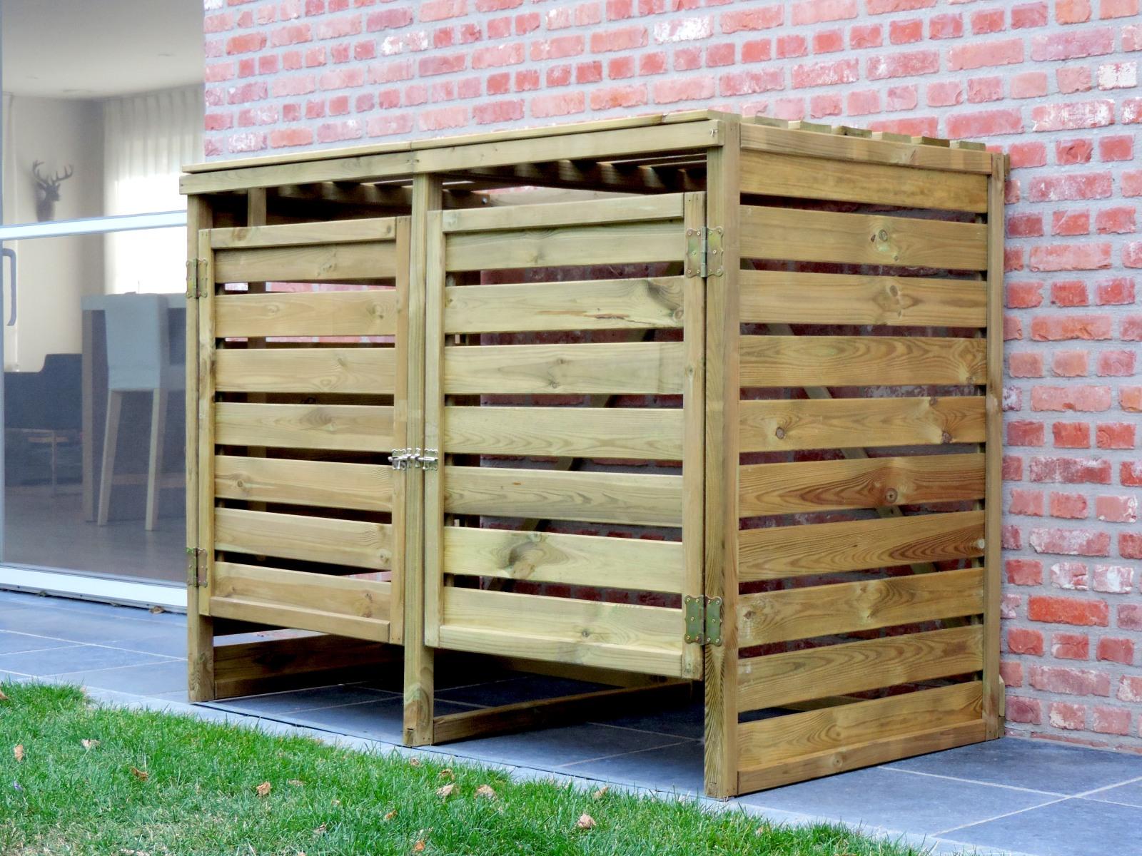 zahradní úložný box LANITPLAST S754