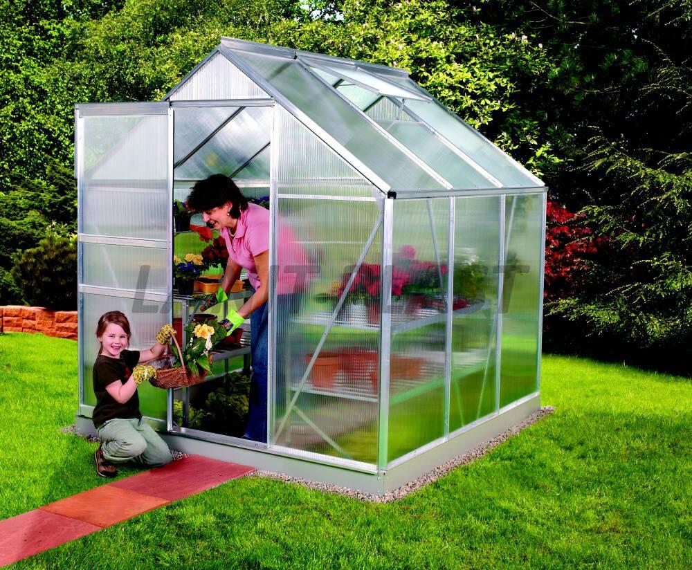 skleník VENUS 3800 rozměr 193 x 195 cm