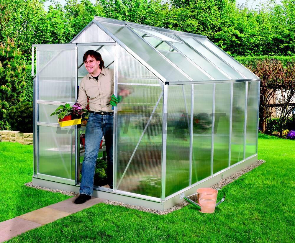 skleník VENUS 6200 rozměr 193 x 321 cm