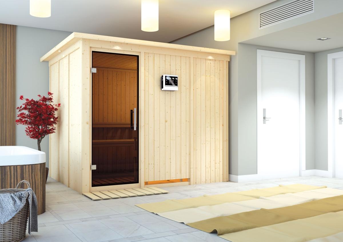 finská sauna KARIBU GOBIN (59652)