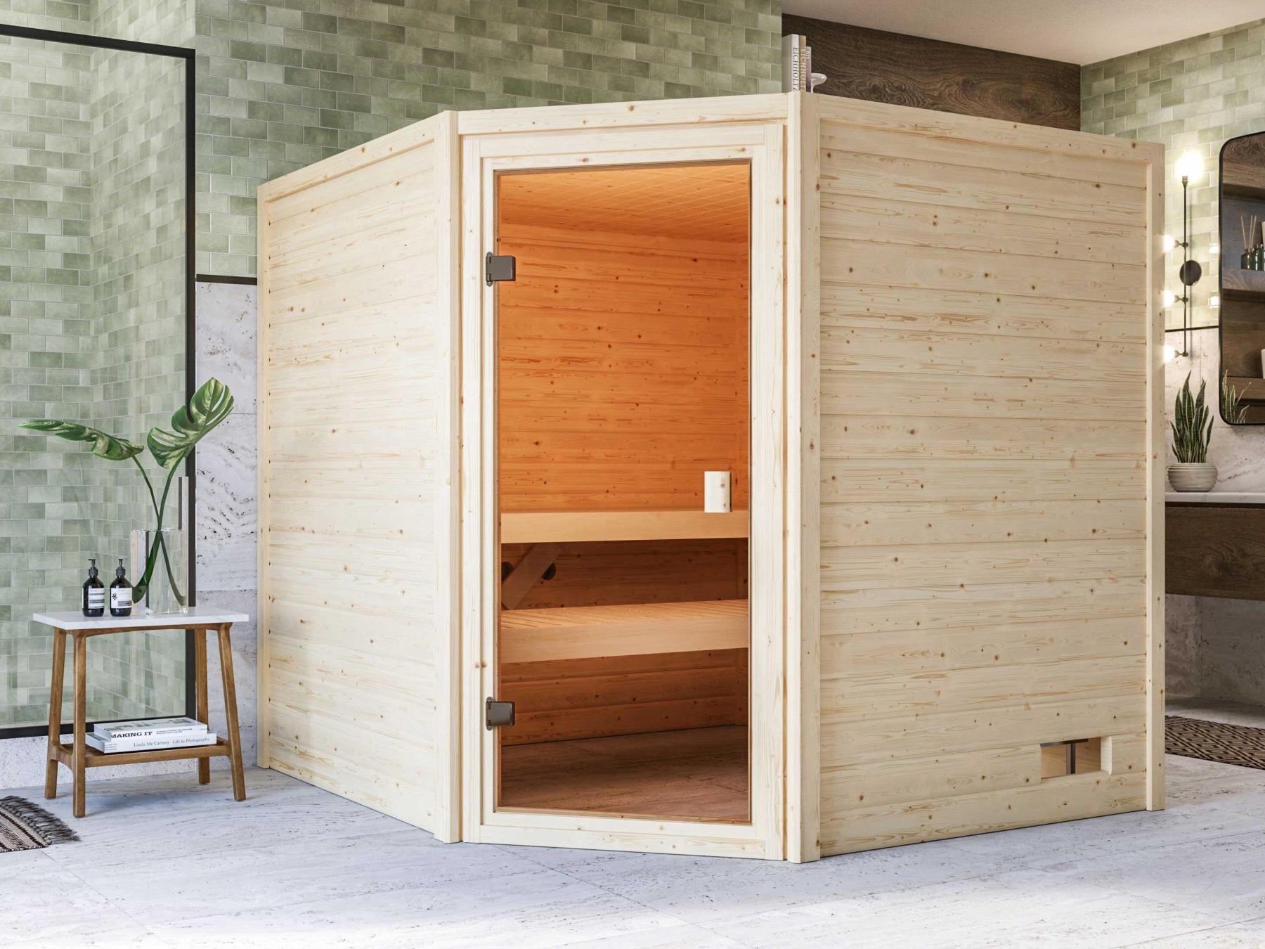 finská sauna KARIBU TILDA (6174)