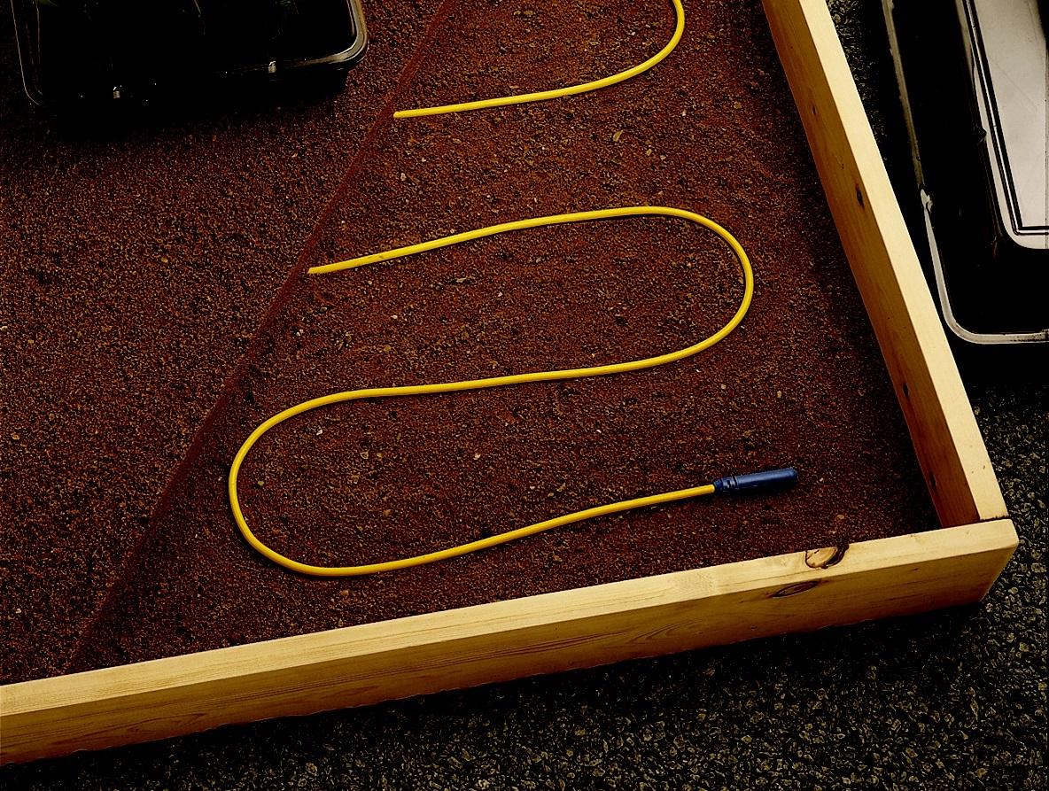 půdní topení - odporový kabel 24 m