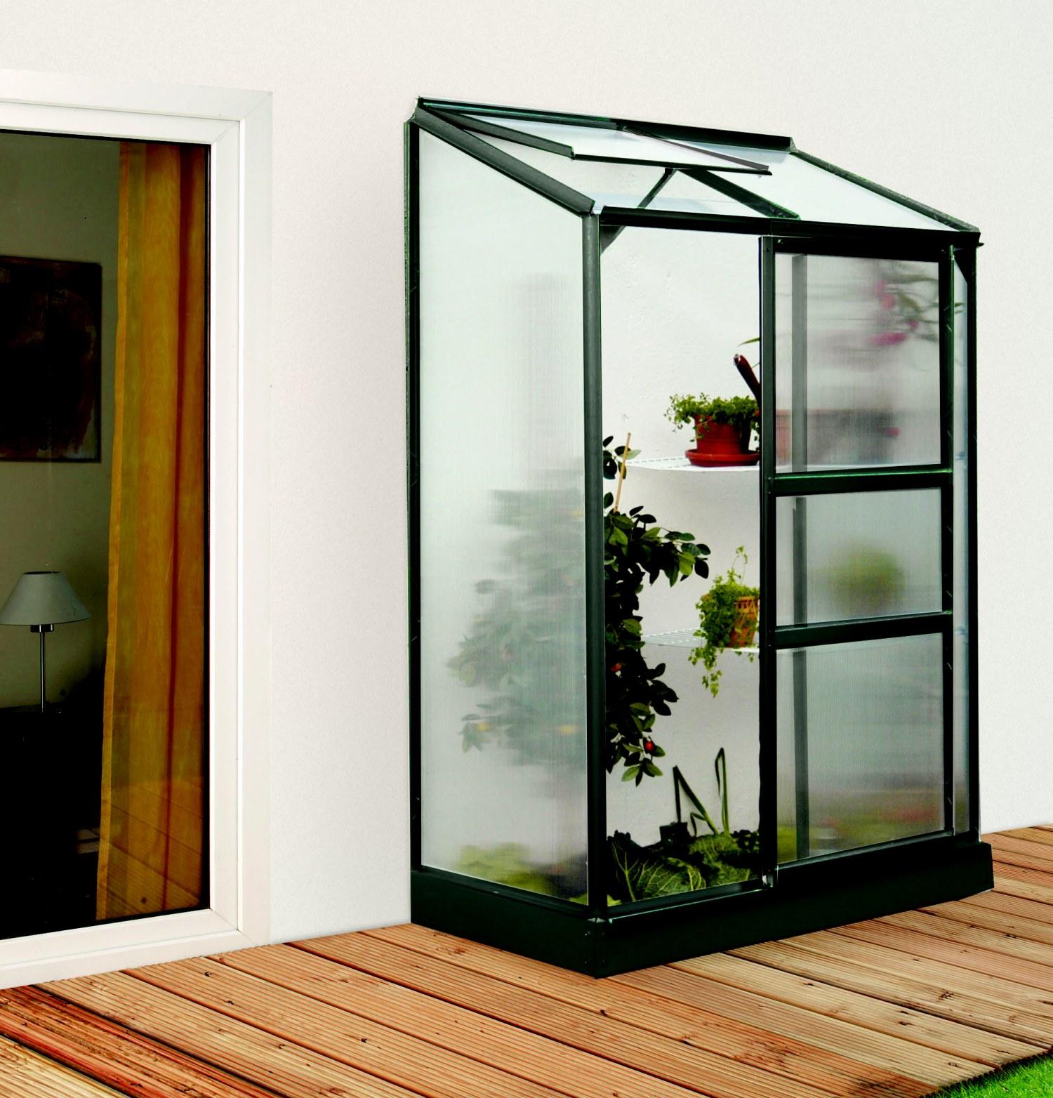 skleník VITAVIA IDA 900 PC 4 mm zelený