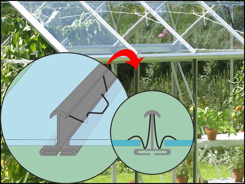 zahradní pavilon VITAVIA HERA 9000 zelený