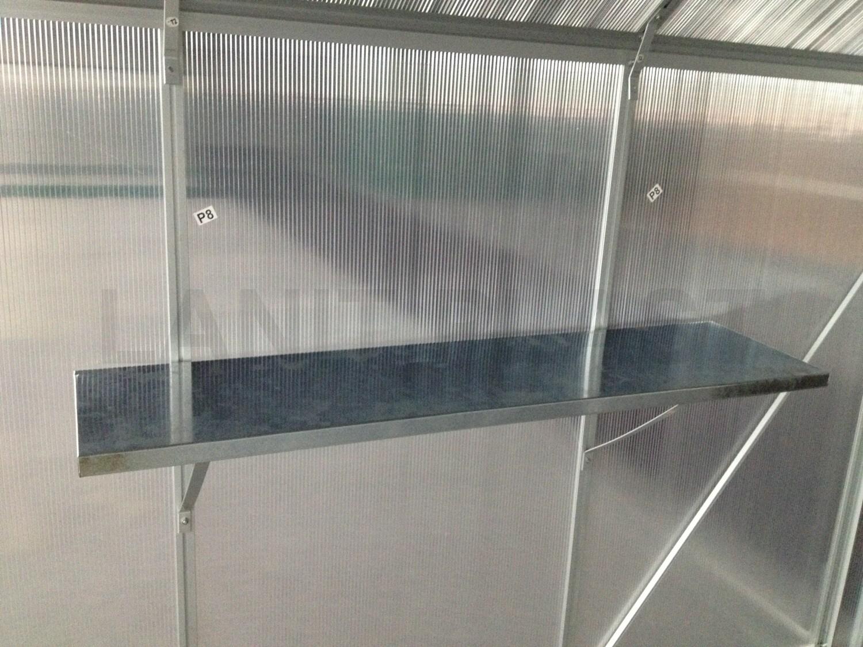polička LANITPLAST PLUGIN120x30 cm (2 ks - dvoubalení)