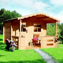 zahradní domek LANITPLAST ADRIAN 2 300 x 453 cm