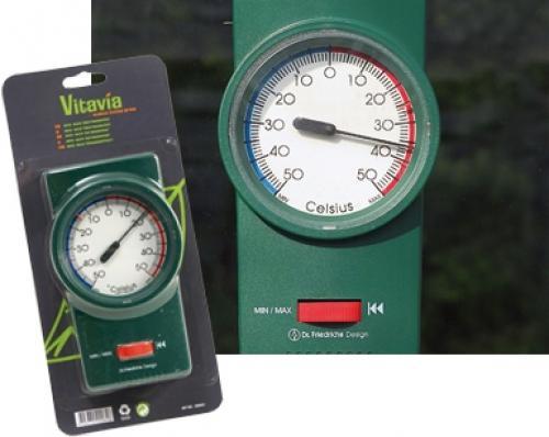 min-max teploměr