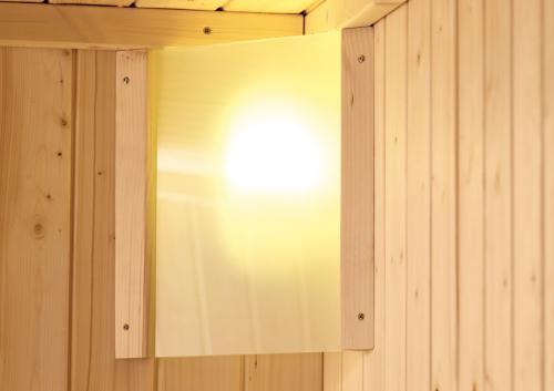 saunové světlo KARIBU (46727)