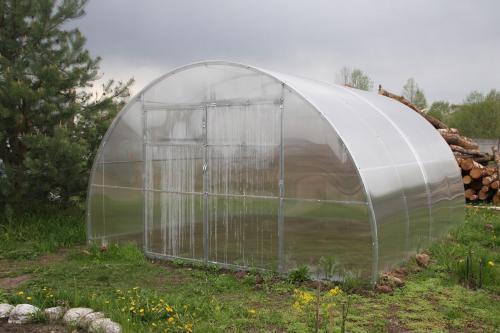 skleník LANITPLAST URAL 4x6 m PC 10 mm
