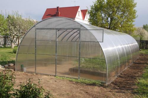 skleník LANITPLAST URAL 4x8 m PC 8 mm