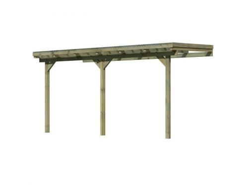 dřevěná pergola KARIBU ECO 2B (64650)