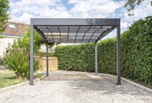 kovový přístřešek / carport TRIGANO JARDIN LIBECCIO