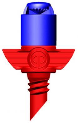 Hlavice postřikovače 180° - 5 ks (blister č.2)