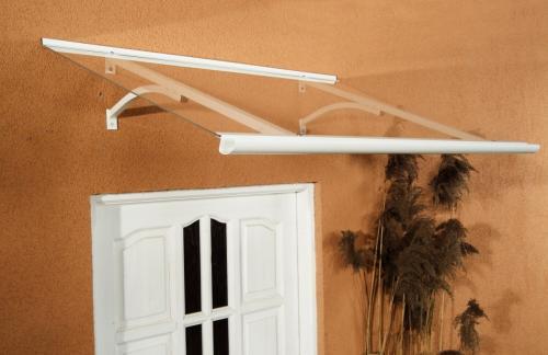 stříška nad dveře LANITPLAST OTIS 160/85 bílá