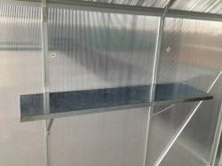 polička LANITPLAST PLUGIN 120x30 cm (1 ks)