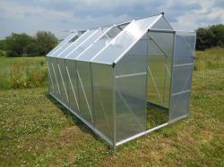 skleník LANITPLAST PLUGIN NEW 6x12 PLUS