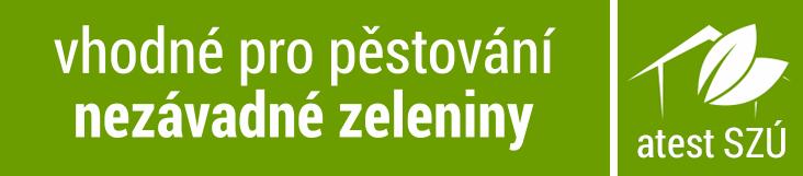 Atest Státního zdravotníhu ústavu v Praze