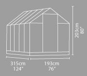 ML 6x10 rozměry
