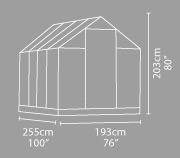 ML 6x8 rozměry
