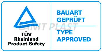 TÜV certifikát