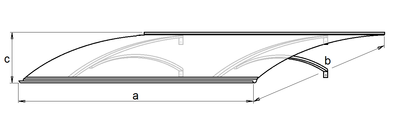 drawing of Olor roof